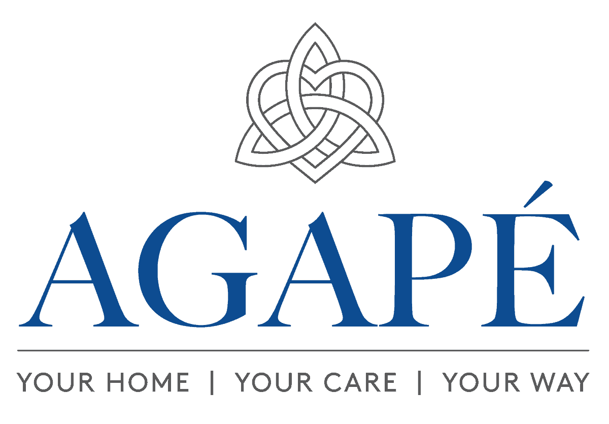 Agape Home Care Logo